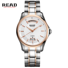 READ watches date business Men 2019 Mechanical Watch Automatic Role Date Fashione luxury Submariner Clock 8045 relogio masculino недорого