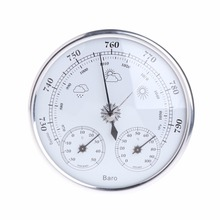 3 in 1 Multifunctional Household Weather Station Barometer Thermometer Hygrometer Wall Hanging Hot Selling