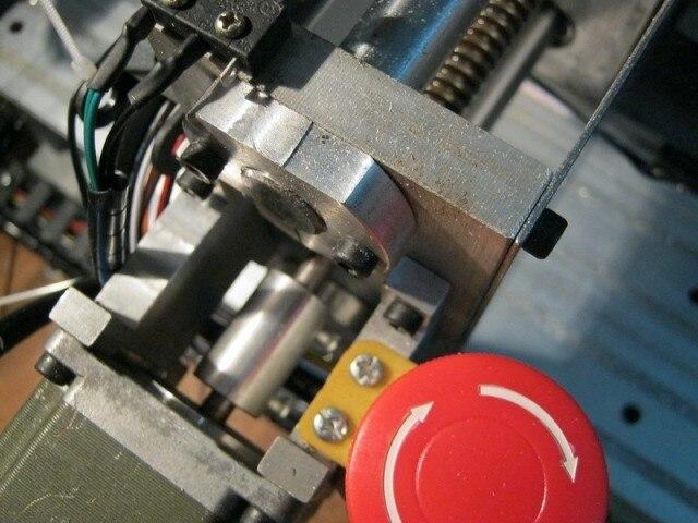 Machine de gravure CNC bricolage 3040 petit ensemble complet de cadre en aluminium PCB modèle charpentier bureau - 5