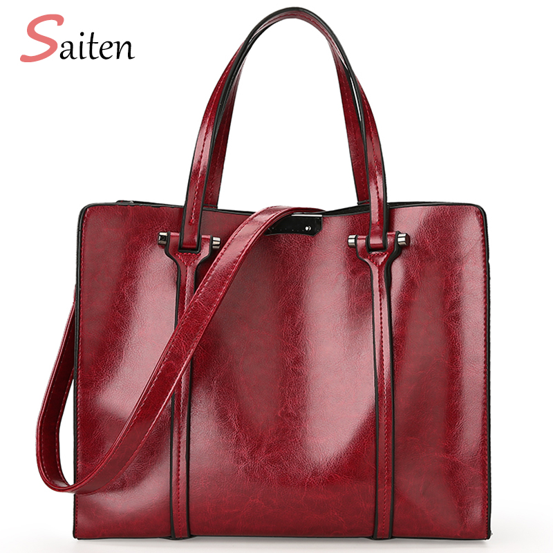 Leather Bags Handbags Women Famous Brands Big Casual Women Bags Trunk Tote Shoulder Bag Ladies large Saffiano Bag Bolsos Mujer leather bags handbags women famous brands big casual women bags trunk tote spanish brand shoulder bag ladies large bolsos mujer