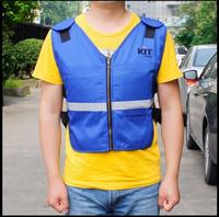 Vest high temperature work wear vest air conditioning service vest