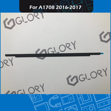 """Original New A1708 LCD Bezel Glass Cover with Logo Stickers Adhesive Tape For MacBook Pro Retina 13"""" A1708 2016 2017 Year"""