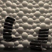 """Пластиковые формы, пластиковые 3D декоративные стеновые панели """"пузыри"""" для гипса, цена за 1 шт Уникальный дизайн"""