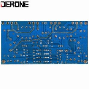 Image 2 - 1 200W Mono Bộ Khuếch Đại Công Suất PCB Bảng 1943 + 5200 Cho Audiophile DIY