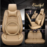High quality! Full set car seat covers for Mercedes Benz E Class W211 2009 2002 breathable comfortable seat covers,Free shipping