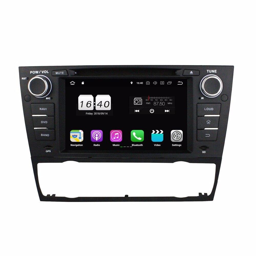 1024*600 HD 7 Android 8,1 автомобилей Радио gps мультимедийное головное устройство для BMW E90 E91 E92 E93 с 2 Гб Оперативная память Bluetooth 4G WI FI зеркало link