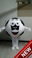 football Mascot Character Costume Adult real picture freeshipping cosplay free shipping Christmas Halloween party