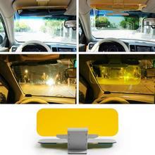 ddb99de67650c Day Night Sun Visor Driving HD Vision Yellow Car Glasses Visor 110 320 2mm