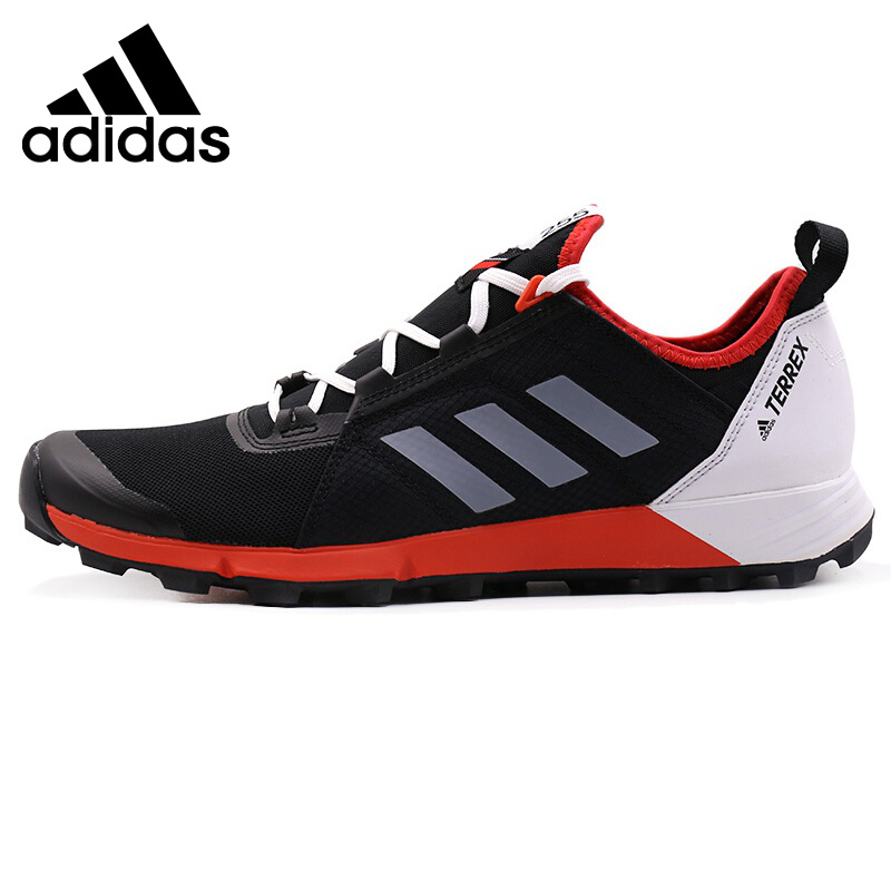 Original New Arrival  Adidas Terrex Agravic Speed Men's Hiking Shoes Outdoor Sports Sneakers