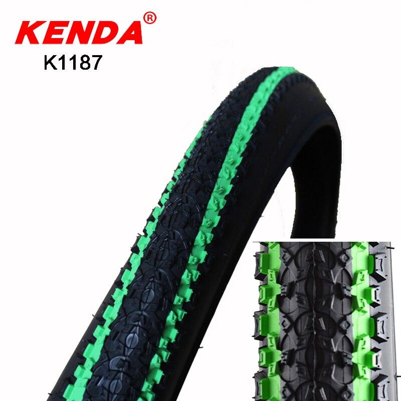 Trekking pneus k-196 beaucoup de couleurs Kenda Kontender 26 mm Fil pneus 26-622 City//