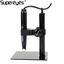 Big discount Supereyes HD Digital Microscope 500X Real USB Microscope 5MP Video Microscopes Magnifier USB Loupe Magnifier with Stand B008