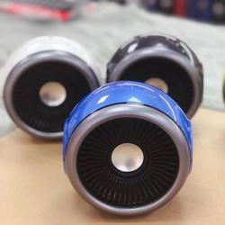 SINOMZONE M8 TWS Engine  Bluetooth Speaker Touch HIFI Subwoofer Wireless Speaker 360 Stereo Super Bass Sound Loudspeaker TF card