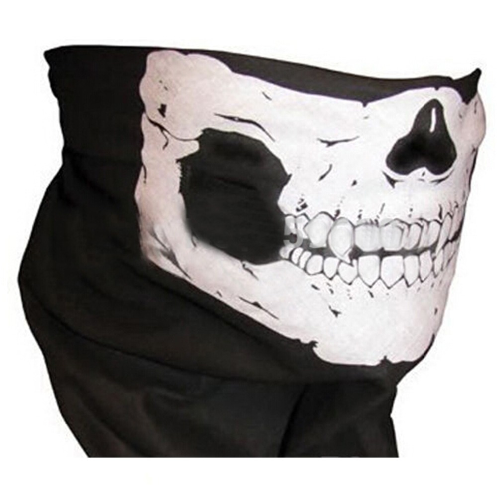 Aliexpress.com : Buy Horror Halloween Skull Skeleton Mask Outdoor ...
