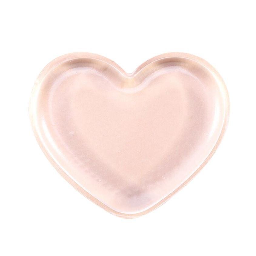 El amor en forma de 100% nueva caliente silisponge blender esponja puff maquilla