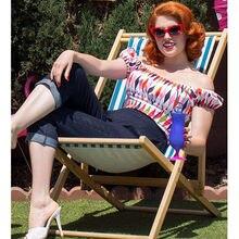 Haut court sexy à manches bouffantes et épaules dénudées pour femmes, haut vintage, imprimé harlequois des années 50, t-shirt de grande taille
