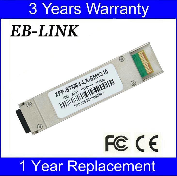 For Juniper Compatible,EX-XFP-10GE-LR Singlemode 10KM 10G XFP LR Transceiver Module