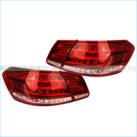 1 Set LED Tail Light Assembly For Mercedes Benz E class W212 E200 E260 E280 E300 Plug & Play