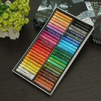 Best Price 50 Colors Oil Pastels Set Quality Soft Pastel Crayons Drawing Pens For Student Stationery