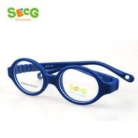 Lovely TR90 Rubber Eyewear Frame For Kid Frames Colorful Glasses For Sight Glasses Myopia Optical Frame