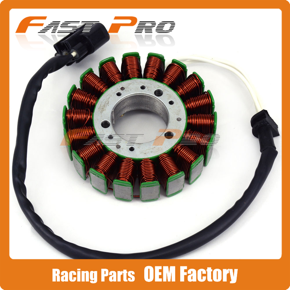 Magneto Engine Stator Generator Charging Coil For Yamaha YZF R1 YZF1000 2002 2003 Motorcycle стоимость