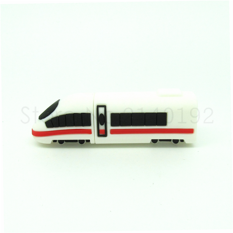 JASTER® High-speed Rail Train USB Flash Drive Motor Car Locomotive Pendrive Real