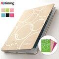 Мода Case для Ipad Mini 1 2 3, таблетки Крышка Сплошной Цвет Ultra Slim Кожа PU Case для Ipad Mini 1/2/3 Retina Case Cover