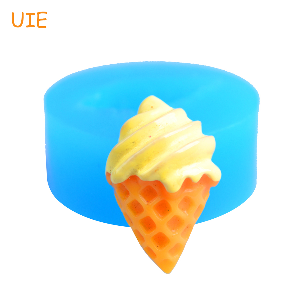 Home & Garden Shop For Cheap Xyl018u 3d Silicone Mold Flexible Mold Ice Cream Miniature Sweets Decoden Kawaii Polymer Clay Jewelry Mold Promoting Health And Curing Diseases