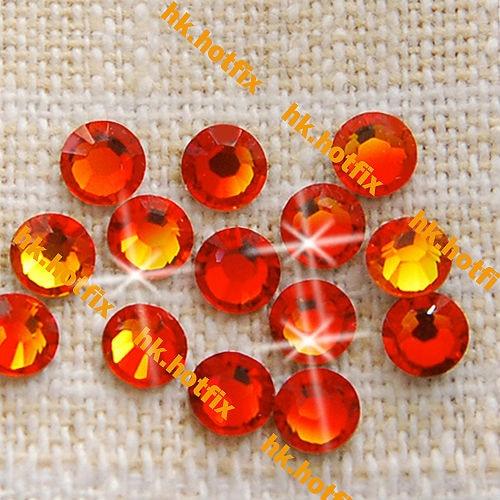 Shop215304 Store GENUINE Swarovski Elements ss16 Opal Fireopal ( 237 ) 288pcs Iron on 16ss Hot-fix Flatback Glass Crystal Hotfix rhinestones Bulk