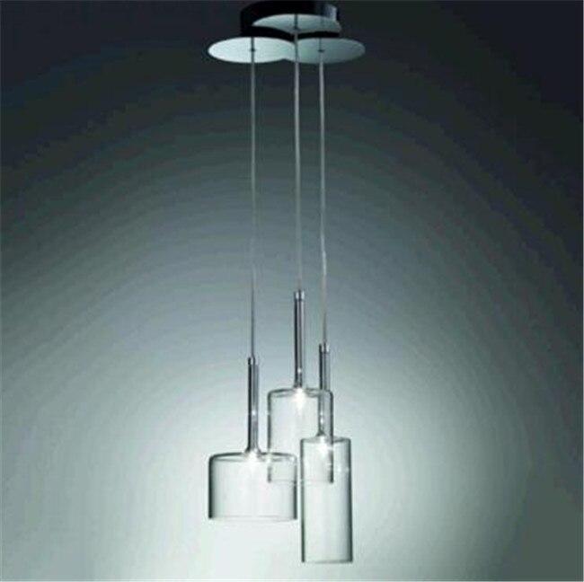 Новинка, горячая распродажа! Современная Axo Light spillray SP3 подвесной светильник