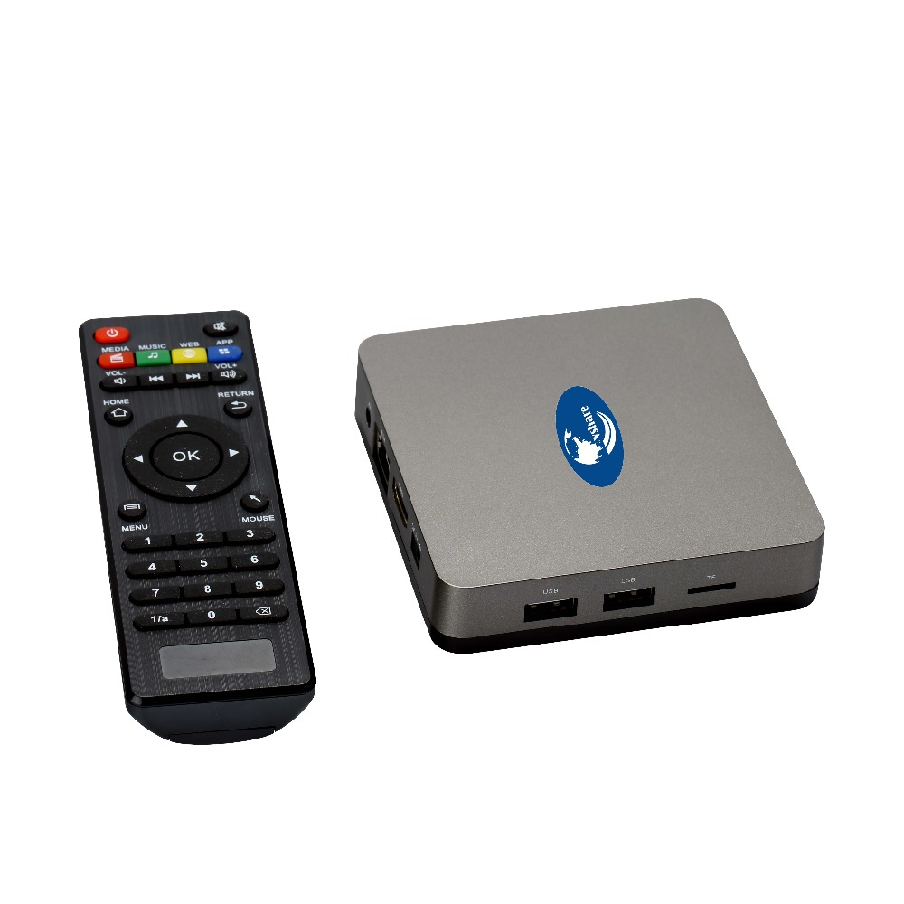 Free Ship 5 pcs  Vshare Android Arabic IPTV BOX  Free Forever Swedish Arabic TV Box