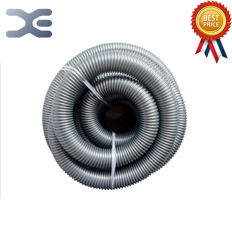 High Quality Industrial Vacuum <font><b>Cleaner</b></font> Accessories Hose Drainer Threaded Pipe Dust Free Dust Tube 50mm