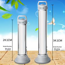 82 LED lamp beads 8.2W Rechargeable led camping solar Emergency Lights SMD 5730 Tube