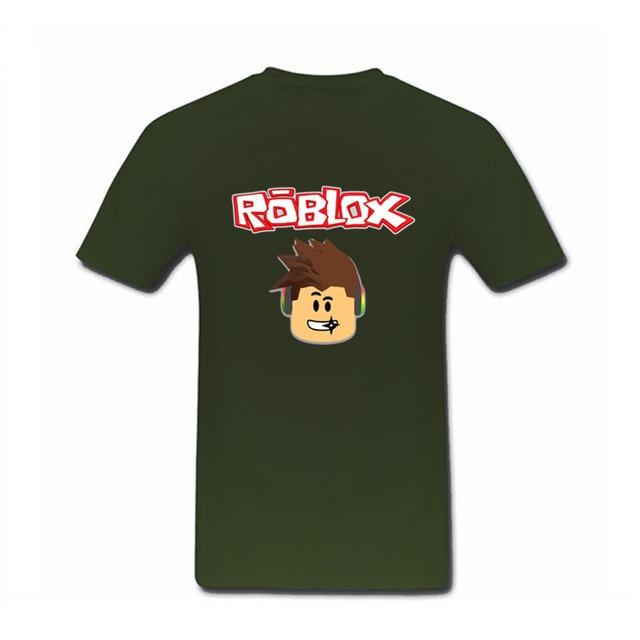 New High Quality Clothes Men\u0027s Roblox T Shirt 3d Big Size T shirt
