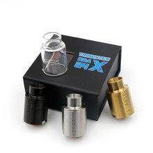 Kenndy 24X RDAเครื่องฉีดน้ำบุหรี่อิเล็กทรอนิกส์Vaporizer 24มิลลิเมตรไหลเวียนของอากาศที่สามารถปรับVaporizerเคนเนดี้เล่นกล24มิลลิเมตรพอดี510 Mods