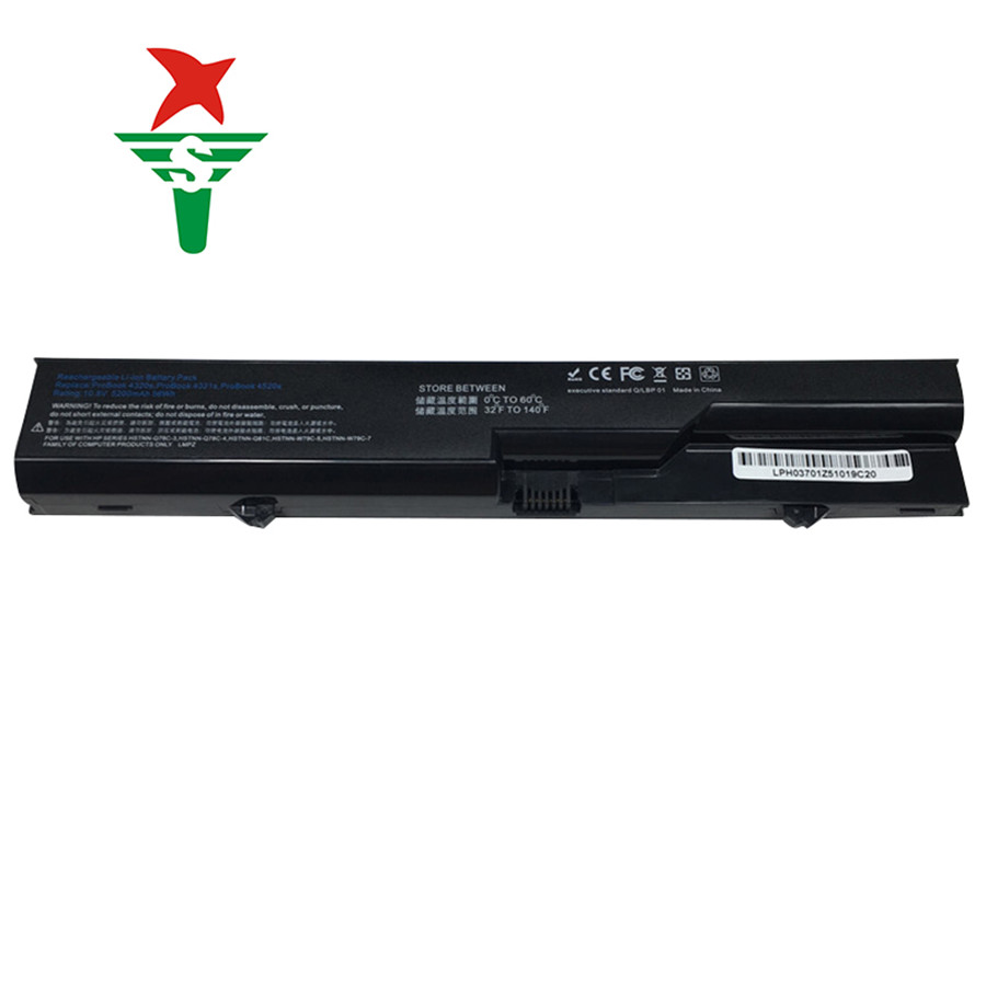 Hp notebook battery price - 6cells 5200mah Notebook Laptop Battery For Hp Probook 4320s 4321s 4326s Ph06 Hstnn Db1a For