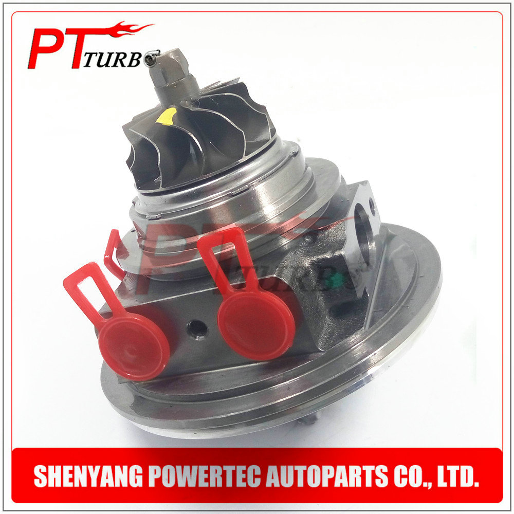Turbine CHRA parts - KKK K03 turbo chra VW Scirocco Touran Tiguan Golf V VI  Polo V 1 4 TSI - Cartridge 53039880142 53039880248