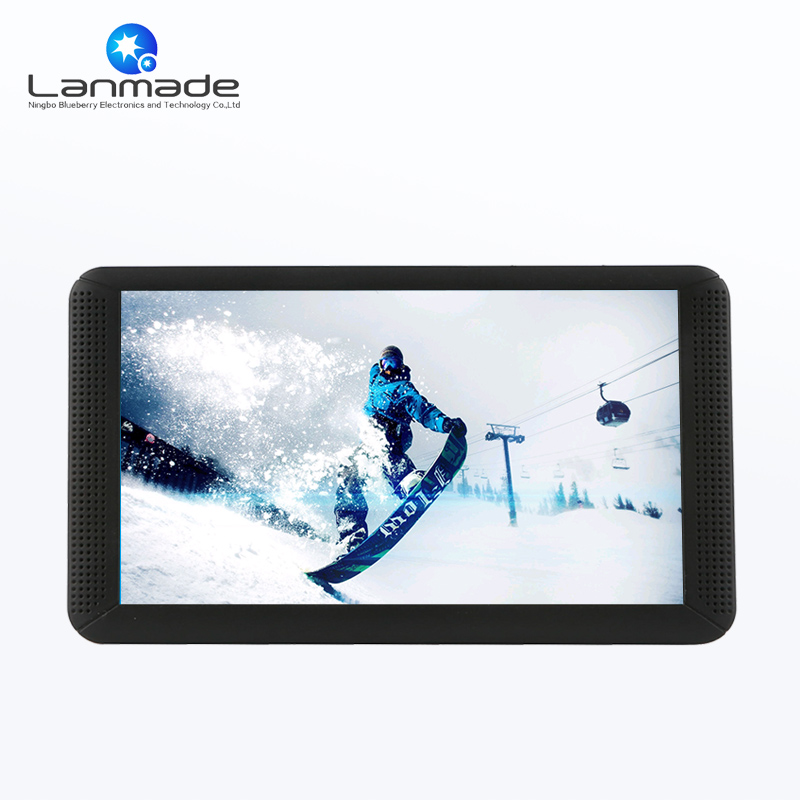 TFT LCD colorful screen 7inch advertising display OEM usenda manufacture oem 55 inch lcd big screen video wall with 3 5mm bezel for advertising control room