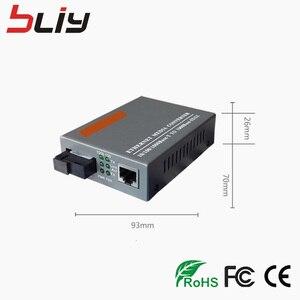 Image 4 - محول وسائط 10/100/1000Mbps جيجابت 3 كجم 20 كجم جهاز إرسال واستقبال من الألياف البصرية FTTH محول إيثرنت من الألياف الضوئية