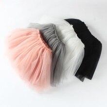 2017 Baby Kids Girls Dance Fluffy Pettiskirt Tutu Ballet Skirt  Fancy Costume