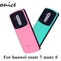 Для huawei mate 7 mate 8 case new Shockoroof Корея Стиль Candy цвет силиконовой Резины телефон обложка для huawei mate 8 ascend