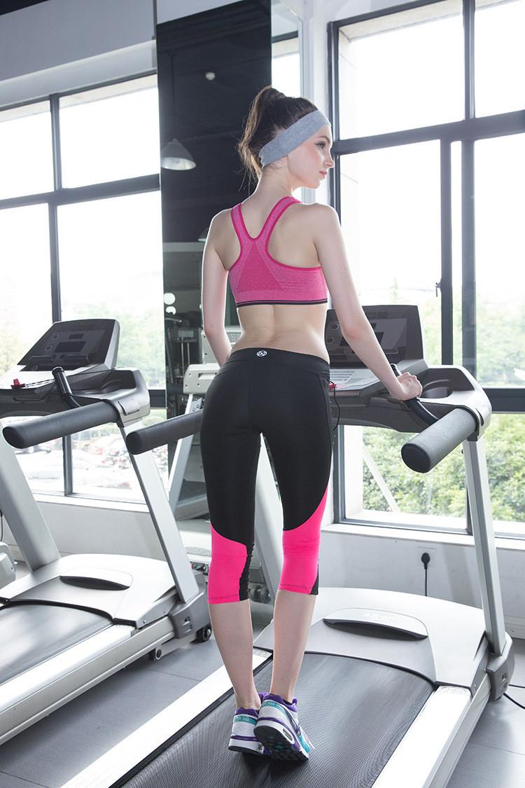 B.BANG Women's Bras Zipper Front Push Up Bra Shakeproof Intimate Crop Top Seamless Underwear Free Shipping 12