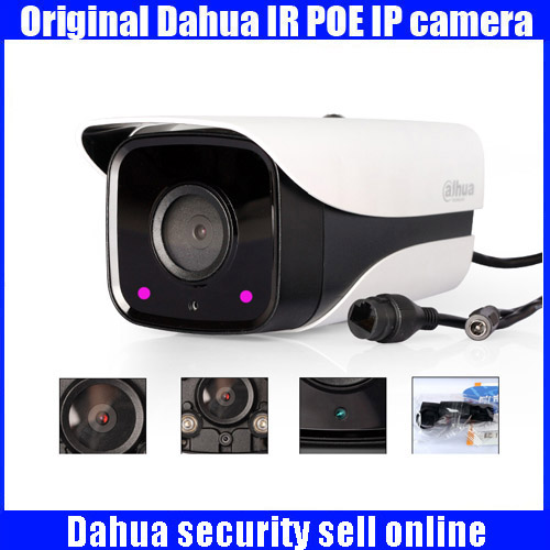 Dahua English Firmware H.265 4MP IPC-HFW4431M-I2  ip camera POE IP67 IR 80M web camera DH-IPC-HFW4431M-I2 with power supply фен elchim 3900 healthy ionic red 03073 07