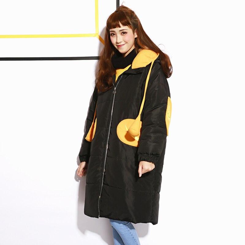 Manteau Mode D'hiver Veste Coton Ceinture Femmes Black Femme Designs white Capuchon Y216 Épais Occasionnel À Mince Chaud Robes De Doux Lâche Rembourré Patch E8wUpq4Ux