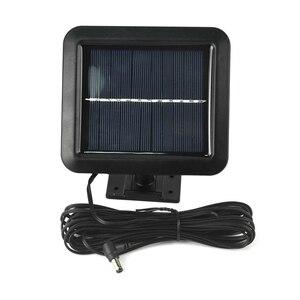 Image 4 - BORUiT 56 LED al aire libre colector Solar luz por movimiento PIR lámpara Solar Sensor IP65 impermeable infrarrojo jardín iluminación patio focos