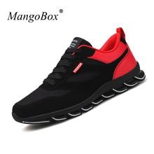 Verschillende kleuren Heren Sneakers Schoenen Nieuwe trend Heren Heren Sneakers Super Light Heren Gymschoenen Comfortabele Mesh Sneakers