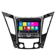 FOR Hyundai SONATA 2011 2012 2013 Car radio stereo dvd player Navigation GPS support reverisng camera SWC FM AM car styling map