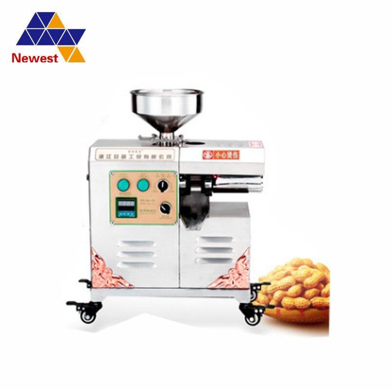 Automatic Industrial Oil Press Machine Cold Press Peanut