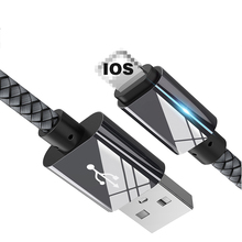 3A Fast Charging USB Cable for IPhone X 6 Xiaomi MI8 Samsung S9 S8 Type C Micro USB C Phone Charger Cable Universal Cable Cord universal deciated power current test cable charging activation board plate for iphone samsung charging usb cable jig circuit