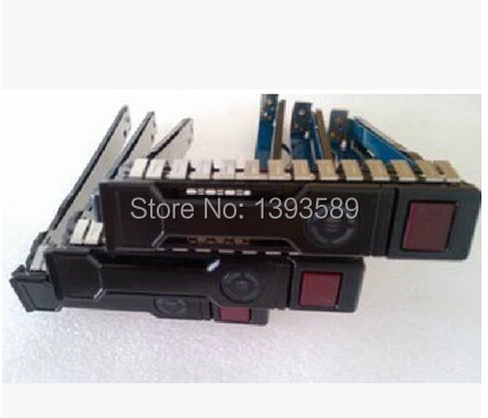 """Free ship ,hdd tray 651687-001 2.5"""" Hot-Swap SAS SATA Hard Disk Drive Caddy for G8 Gen8 server , New retail, with screws"""