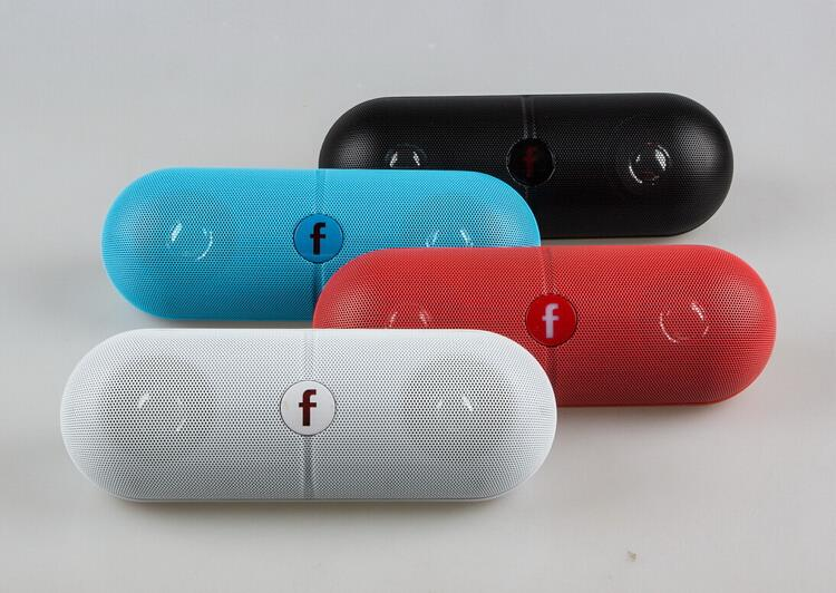 Uusim juhtmevaba kõlar, mis on suurem Portable Bluetooth Speaker 1: - Kaasaskantav audio ja video - Foto 1